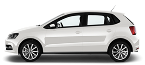 VW Polo TSi Auto - Monthly Car Hire