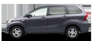 Book a Toyota Avanza