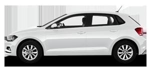 VW Polo TSi long term hire