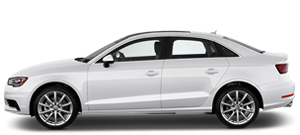 Hire an Audi A3 Sedan monthly