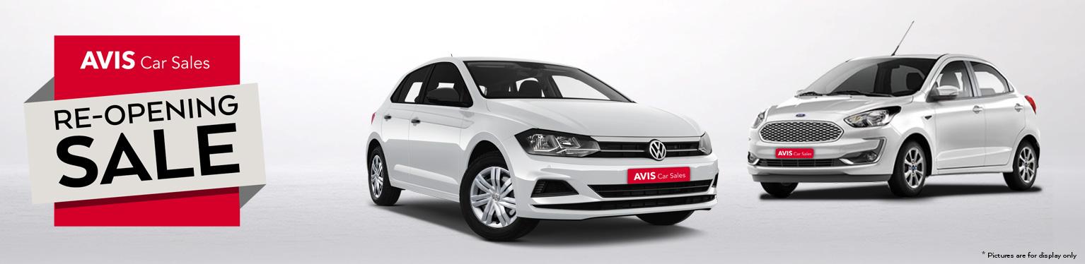 Avis Car Sales used car deals