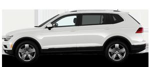 VW Tiguam monthly rental