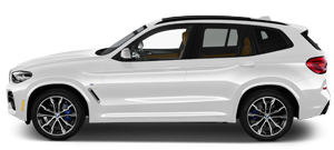 BMW X3 - Monthly Hire
