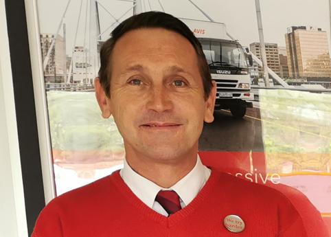 Allan Mac Donald - Avis Van Rental