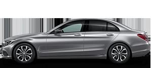 Mercedes C-Class - Monthly Rental