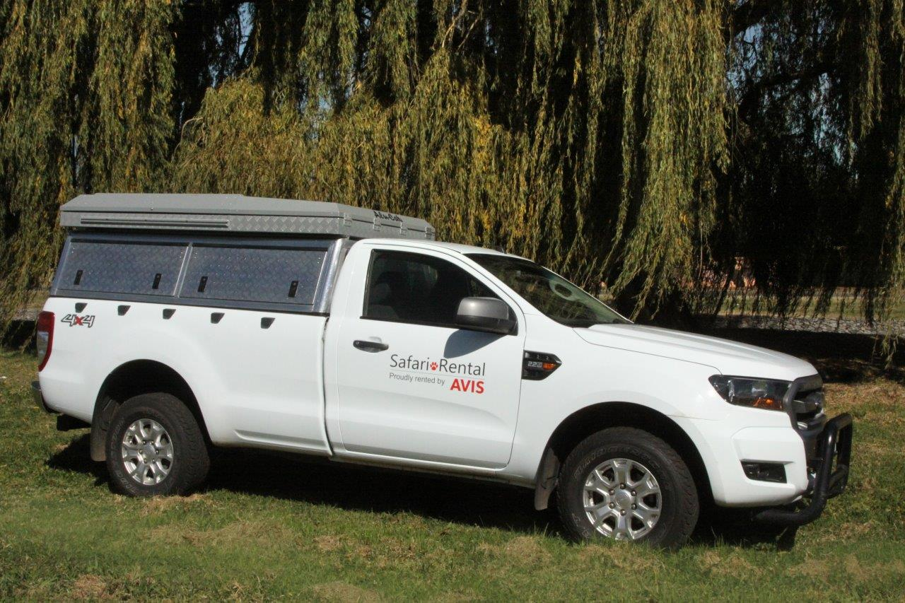 Safari Rental Fleet Images